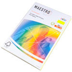 "Бумага для ксерокса А4 ""Maestro Color intensive"", пл.80г/м.кв.,100л./пач"