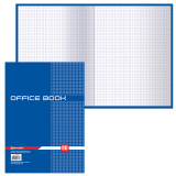 "Книга учета 80л А4 кл.BRAUBERG ""OFFICE BOOK"" (Офис)"