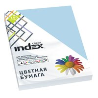 "Бумага для ксерокса А4 ""Index Color pastel"" 80г/м2 100л.(Лиловый)"