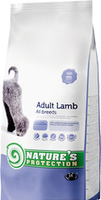 Корм для собак Nature's Protection dog Adult Lamb
