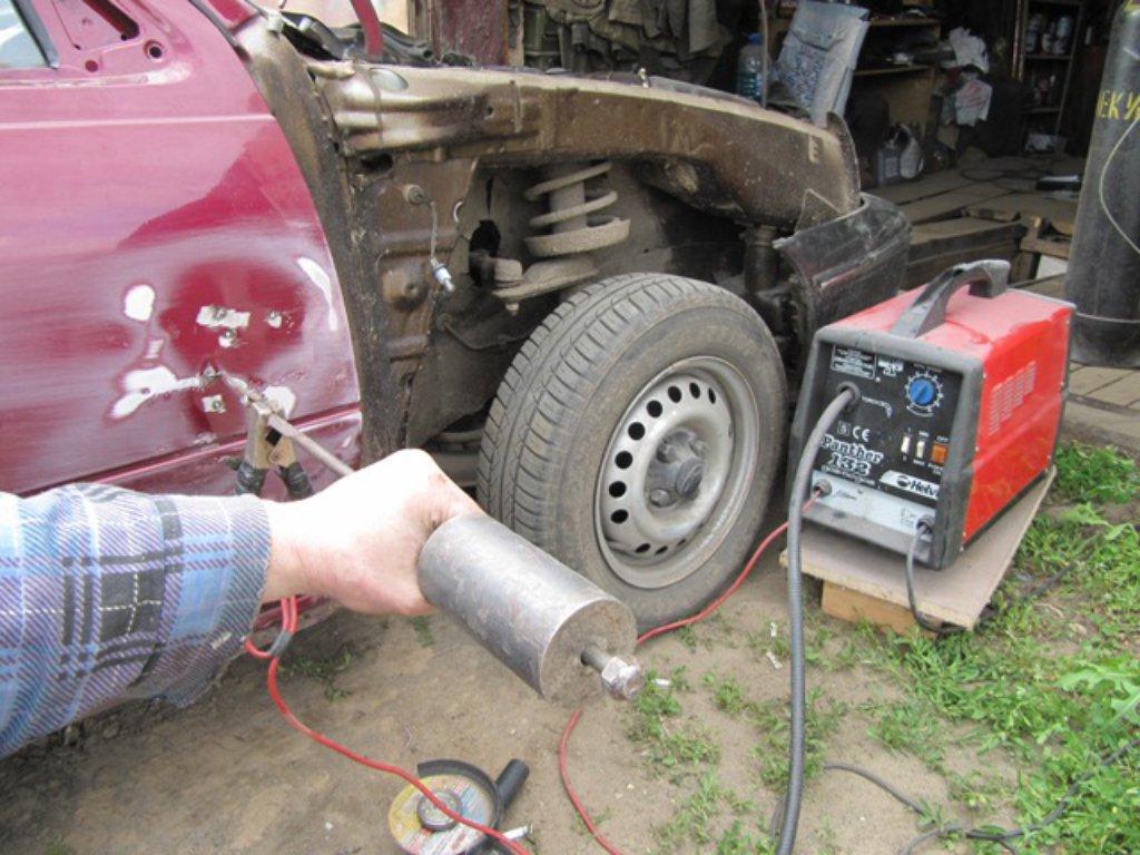 Как самому сделать ремонт машины от а до я 117