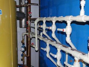 Обвязка отопления полипропиленом схемы фото