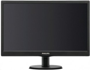 Монитор PHILIPS 203V5LSB26/10/62 (LCD, Wide, 1600x900, D-Sub) 19.5""