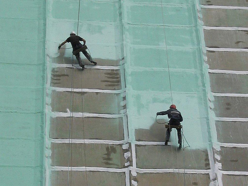Вакансии в москве для промышленных альпинистов в