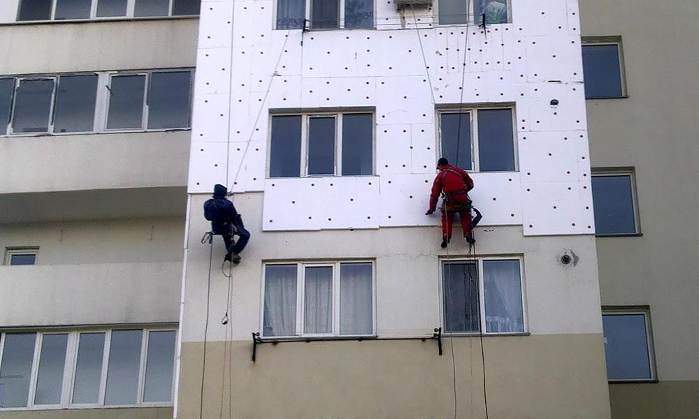Услуги промышленные альпинисты алматы