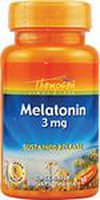 Мелатонин Melatonin 3 mg, 30 таб.