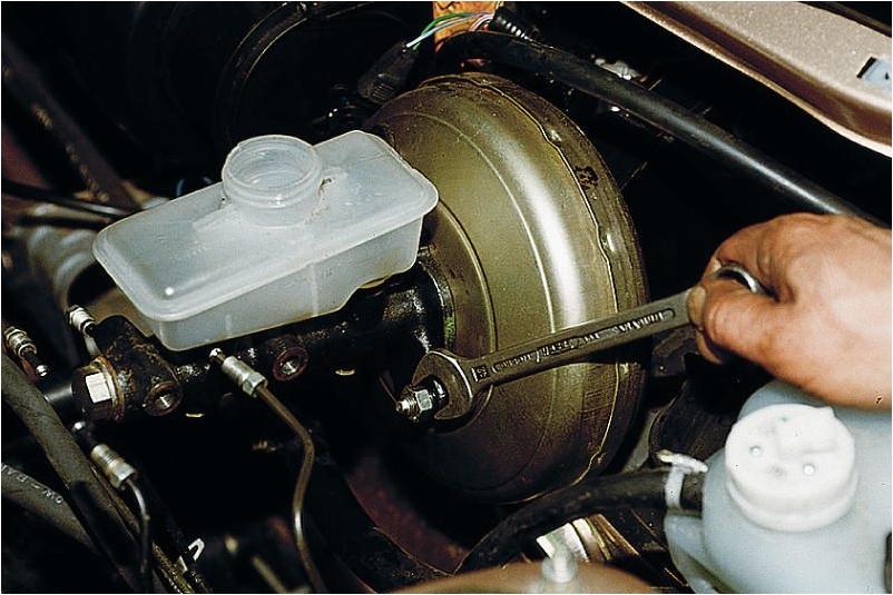 проверяем работу гидровакума газ