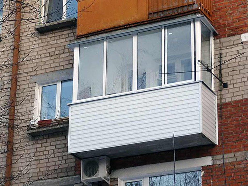 Каталог - лоджии и балконы - старк.