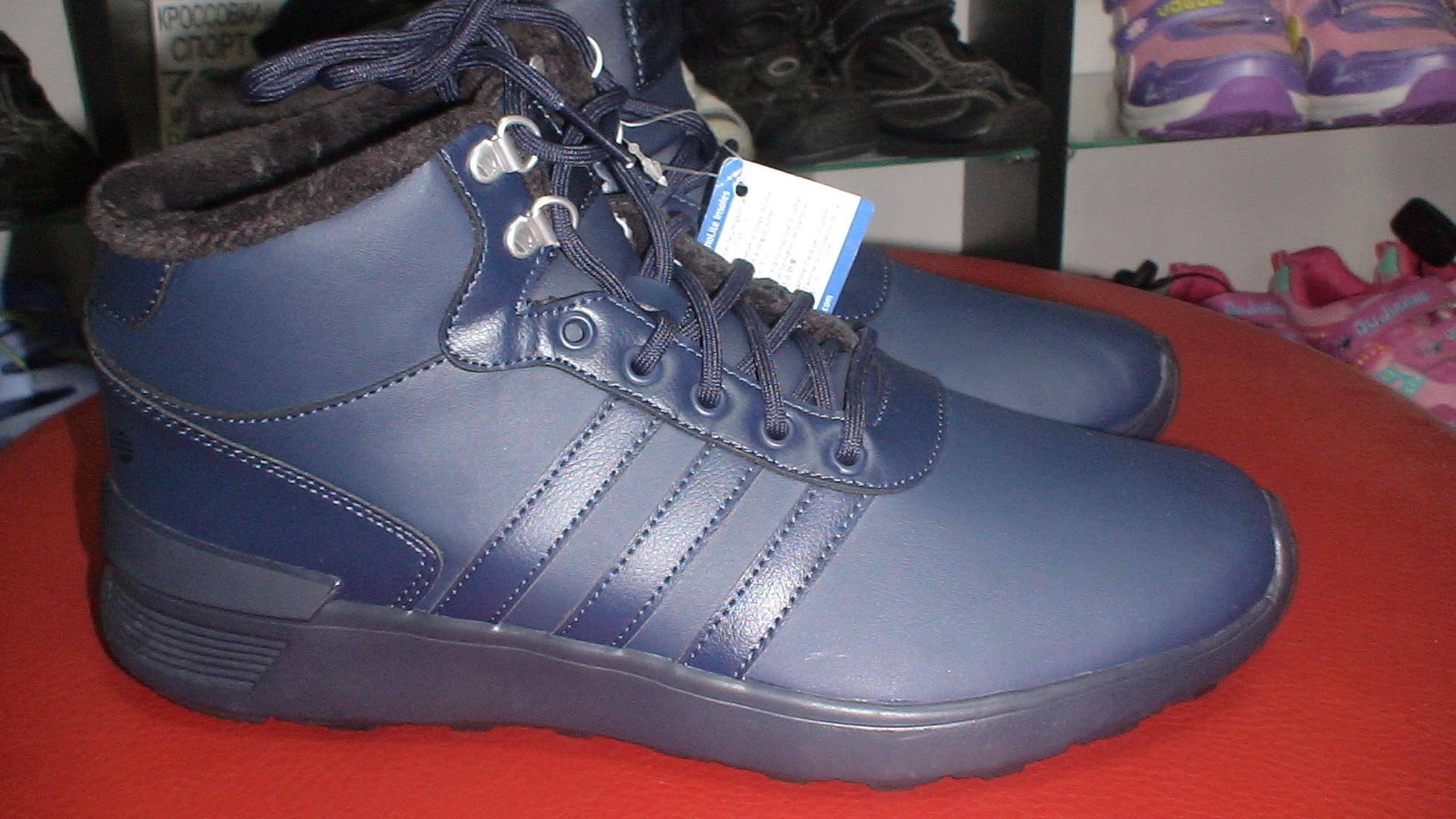 c04b69f98456 мужские кроссовки Adidas Neo AQ1588.   Дисконт центр «Спортивный ...
