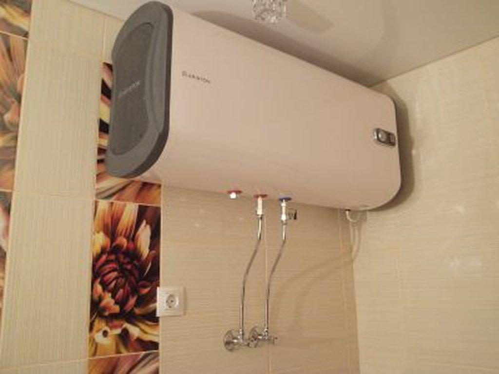 Установка водонагревателя в ванной комнате своими руками 91