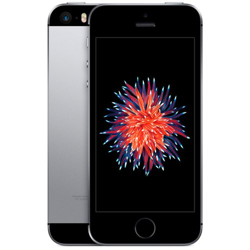 iPhone SE Space Gray 128GB