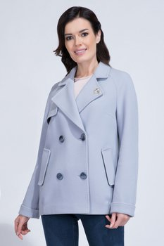 Стильное пальто-пиджак  4de634d50ab37